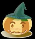 ハロウィンのかぼちゃ画像